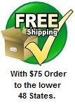 OnlineToner.net Offers Free Shipping with $75 order! Within the contiguous 48 states.