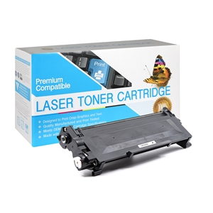 TN450 Brother Compatible TN-450 Black Toner Cartridge, Item  # CBTN450