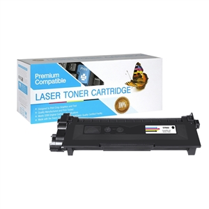 TN660 Brother Compatible TN-660 Black JUMBO Toner Cartridge, Item # CBTN660J