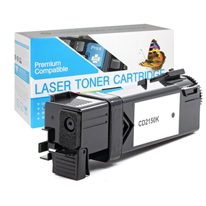 331-0719 Compatible Dell 2150 / 2155 Series Black Toner Cartridge, Item# CD2150K