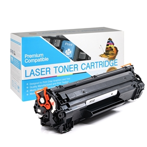 9435B001AA Canon Compatible 137 Black Toner Cartridge, Item # PT137