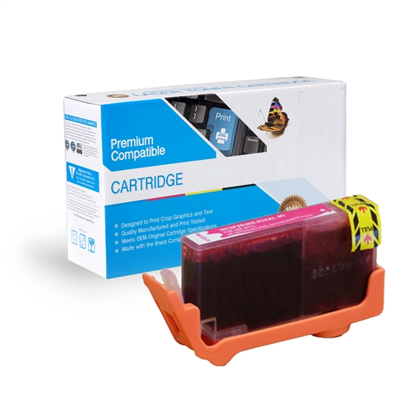 C2P25AN (935XL) HP Remanufactured Magenta Ink Cartridge, Item # R935XLM